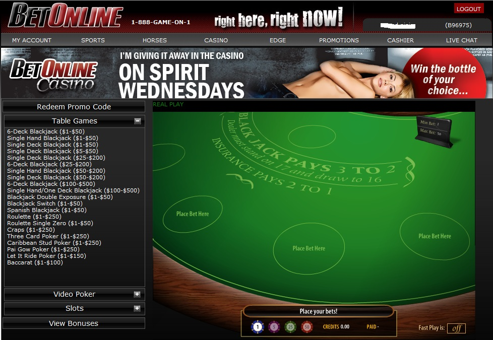 BetOnline Poker Download and Exclusive Bonus